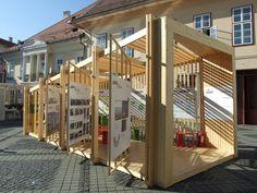 temporary pavilion structures - Buscar con Google