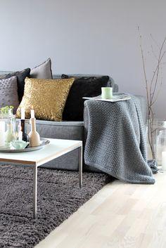 NIB - Norske interiørblogger- pillows
