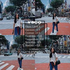 Discover recipes, home ideas, style inspiration and other ideas to try. Photography Filters, Photography Editing, Best Vsco Filters, Vsco Themes, Photo Editing Vsco, Vsco Pictures, Vsco Presets, Photos, Vsco Nature