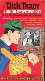 Dick Tracy Junior Detective Kit