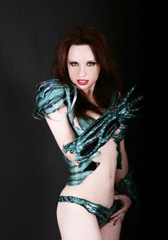 Witchblade by VeraVanGuard on deviantART
