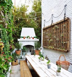This post was created in partnership with Target. I've lived in many homes (and been to many parties) where the only outdoor area in the home is a narrowalleyway behind or on aside of a house. Normally not much more than a strip of concrete up against a fence, the ally often becomes a place …