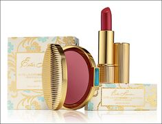 Estee Lauder Mad Men collection. Why didn't they name the lipstick Belle Jolie? Missed opportunity...