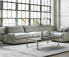 G Romano Broome Sofa from Schreiter's