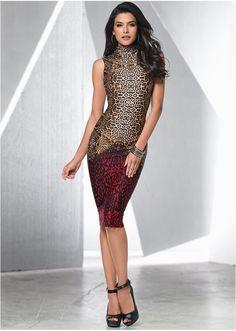 Sukienka ołówkowa Trend sezonu: • 79.99 zł • bonprix