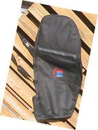 "50"" OLDSMOBILE SCRAMBLE SOFT GOLF BAG~Golf Travel Bag~Microfiber~Black"