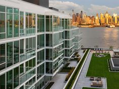bef6cc3026 Watch the sun set on Manhattan from these new and luxurious condos on the  Hudson River built by Lennar. The Avenue Collection - 1000 Avenue.