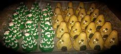 Beehive Cookies (Vceli Uly)