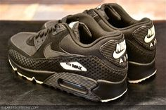 "Nike Air Max 90 ""Tree Snake Pack"" - Black Bone I dogged mine. Want a new pair."