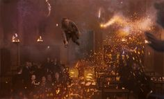 Pin for Later: 25 Reasons Why You Should Date a Wizard They create fireworks in the bedroom.