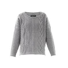 RAG & BONE Cara cable-knit sweater