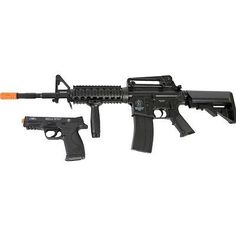 awesome M&P Elite Kit MP15 by Smith and Wesson Airsoft gun M4 Rifle and Pistol - For Sale