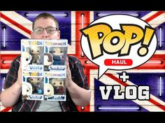 Funko Pop Haul for the week of the 16th of July.