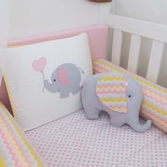 Best 12 Personalized pillow for birth or baptism Eefant pink made of cotton fabric cuddly pillow child pillow name pillow baby – SkillOfKing. Baby Bedding Sets, Baby Pillows, Kids Pillows, Quilt Baby, Elephant Nursery, Elephant Blanket, Baby Bedroom, Baby Room Decor, Patchwork Baby