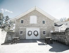 Mayowood stone barn, Rochester, MN