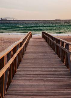 Spain - Tariffa: photos by John and Tina Reid