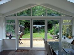 Sun Rooms | NH Architecture - architects in Chesterfield specialising in domestic house design