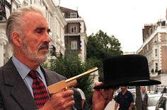 Muun muassa James Bond -elokuvassa Kultainen ase näytellyt Christopher Lee on kuollut.