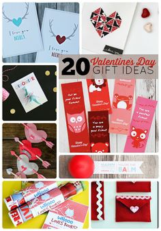 Great Ideas — 20 Valentine's Day Gift Ideas!