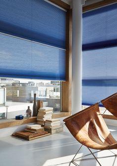 Plissé & Duette®   Timmermans Indoor Design http://www.timmermansindoordesign.nl
