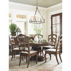 Lexington Home Brands Ridgeview Round Dining Table 945-875C