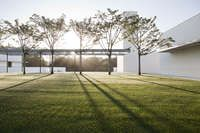 Padre Rubinos nursing home on Architizer