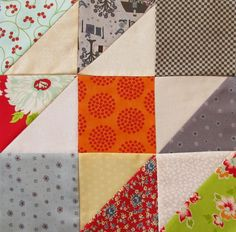 Free Quilt Pattern Block of the Month Quilt Pattern