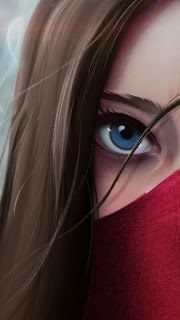 Chagrin et vengeance évidente dans ce regard brûlant ! Digital Art Girl, Digital Portrait, Art Anime, Anime Art Girl, Anime Girls, Cartoon Kunst, Cartoon Art, Fantasy Kunst, Fantasy Art