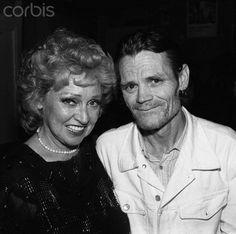 Anita O'Day and Chet Baker, 1987