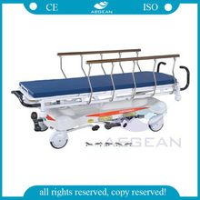 AG-HS001 CE ISO hospital emergency medical examination transfer ambulance equipment stretcher