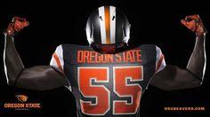 Photos: New Beavers uniforms and logos.