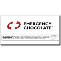 In case of emergency break bar