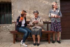 Le donne di Rittana, oggi © Francesco Doglio