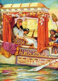 Cleopatra by Arthur A. Dixon