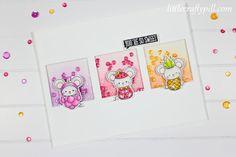 Blog de scrapbook y manualidades con tutoriales muy prácticos y visuales. Aprende a hacer tarjetas, álbumes y mucho más.