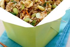... Brown rice, cooked (3 cups) Refrigerated Egg, whole (1) Egg whites (2