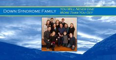Down Syndrome Family