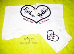 Gorgeous personalized tshirts, For more of our crafts Go to  https://www.profiletree.com/unique-pillows  #crafts, #pillows, #cushions, #towels, #handmade, #personalized, #bathrobe, #pillowcases,