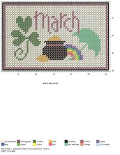 me, dad, wes.pawpaw, and abigail Plastic Canvas Christmas, Plastic Canvas Crafts, Plastic Canvas Patterns, Cross Stitch Designs, Cross Stitch Patterns, Cross Stitching, Cross Stitch Embroidery, Spring, Needlepoint