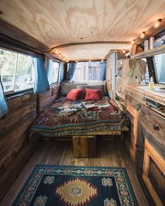 Never going to get tired of this! #lonestarvanagon #vanlife #reformlife #projectvanlife #homeiswhereyouparkit #tinyhouse : @travperk_photo