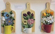 Resultado de imagen para mosaico picassiete Mosaic Pots, Mosaic Garden, Mosaic Glass, Mosaic Art Projects, Mosaic Crafts, Diy Wall Decor, Art Decor, Cup And Saucer Crafts, Mosaic Pictures