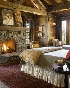 So cozy....