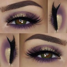 Eye makeup can easily enhance your beauty and help to make you look amazing. Learn just how to begin using make-up so that you can easily show off your eyes and stand out. Learn the top ideas for applying make-up to your eyes. Gorgeous Makeup, Pretty Makeup, Love Makeup, Makeup Inspo, Makeup Inspiration, Flawless Makeup, Makeup Geek, Witch Makeup, Basic Makeup