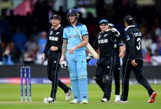 England clinched the thrilling final at Lord's to win their maiden World Cup title in the Super Over. The match went down to the Super Over Play N Go, Cricket World Cup, World Cup Final, Finals, England, Game, Twitter, Sports, Hs Sports