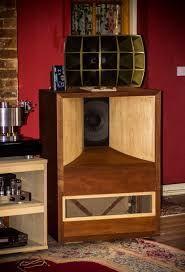 Image result for altec horn loaded speaker
