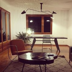 Serge Mouille Three Arm Ceiling Lamp    http://www.zoralighting.com/serge-mouille-lighting/serge-mouille-three-arms-ceiling-lamp