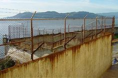 Image result for alcatrazprison walls