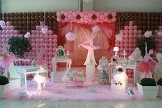 Bailarinas - Muita Festa Decorações