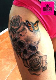 WISSY TATTOO Estudio de Tatuaje y Piercing (Sevilla) www.wissy.tk Realizado por: Manu López
