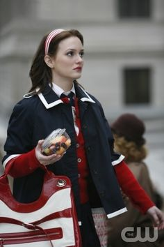 """All About My Brother""--  Leighton Meester as Blair in Gossip Girl on The CW. Photo Patrick Harbron/The CW © 2007 The CW Network, LLC.  All Rights Reserved"